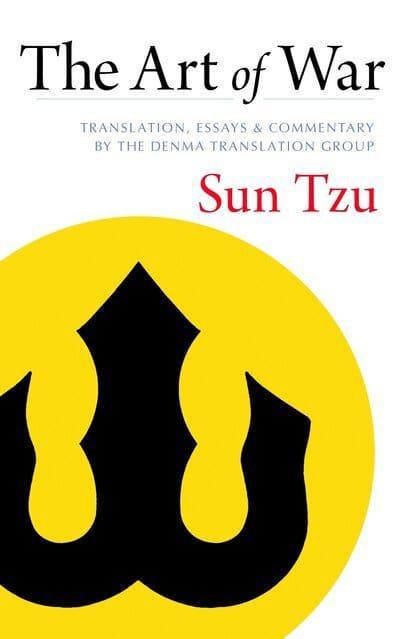 Book the Art of War a.k.a. the sun Tzu