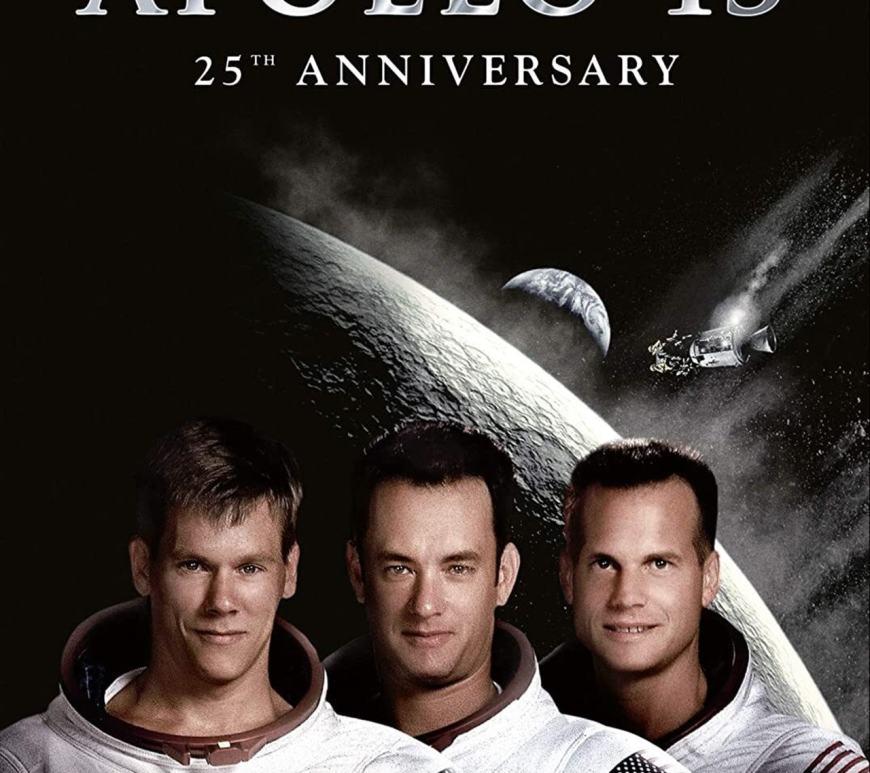 Apollo 13 movie graphic