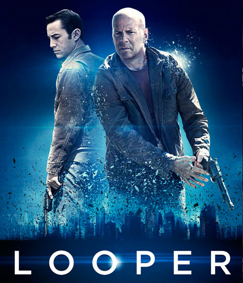 Title image for feature film Looper