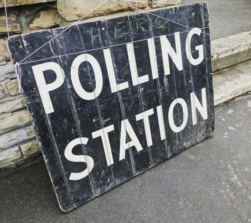 Title image for post entitled how to make your vote really work for you in an election
