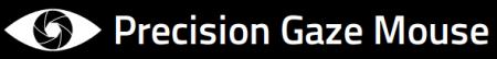 Precision gaze mouse logo
