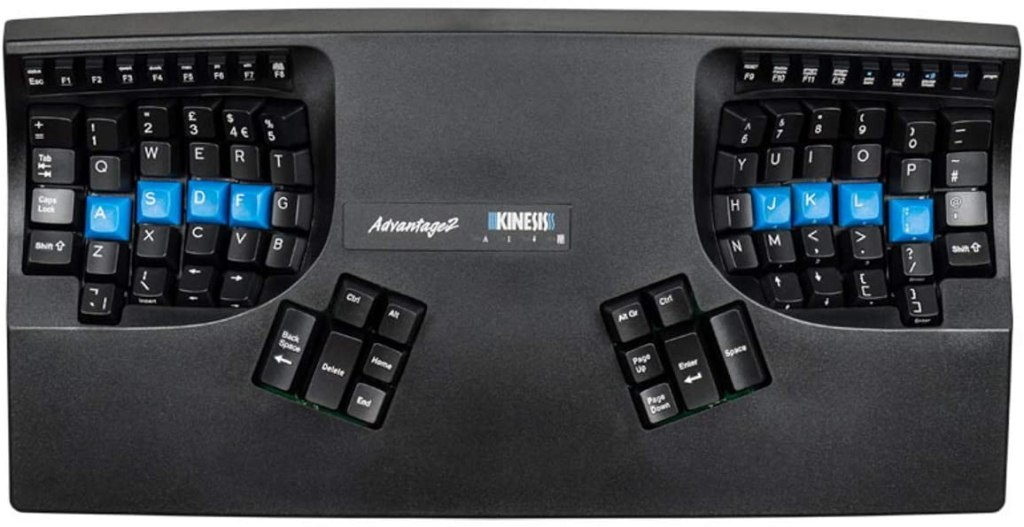 Kinesis advantage II keyboard