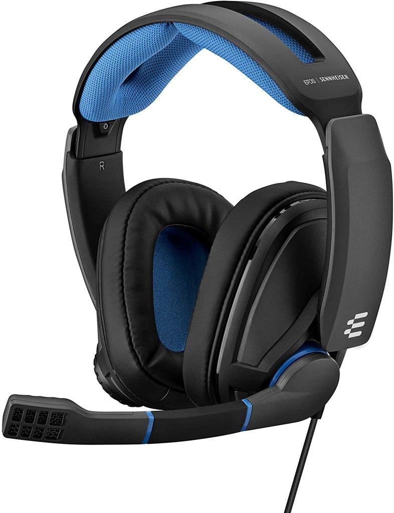 nnheiser GSP 300 Closed Acoustic Gaming Headset