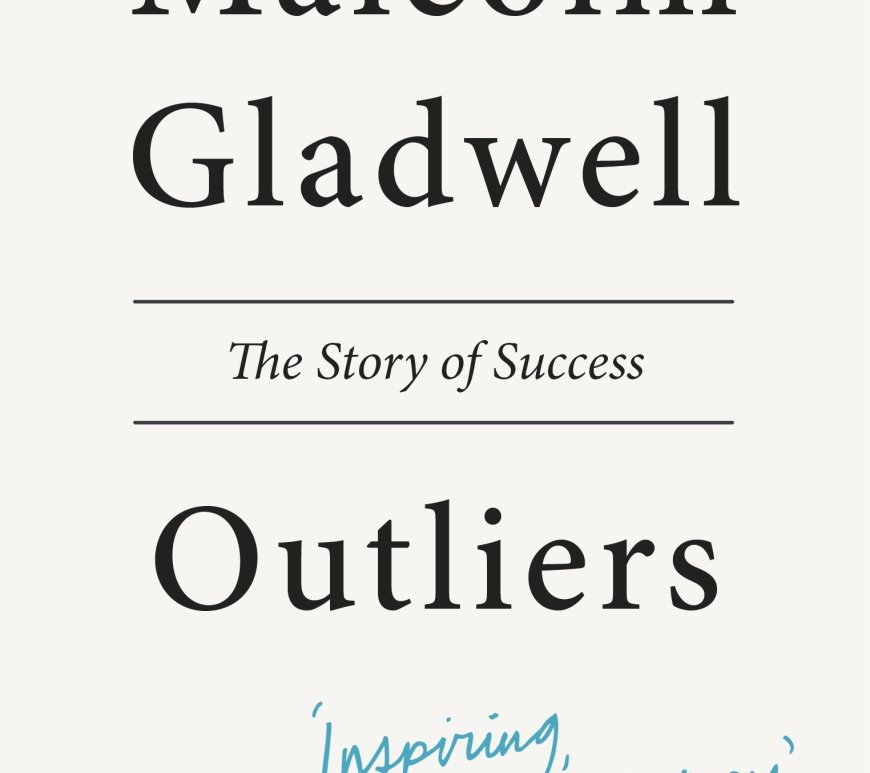 Outliers book cover